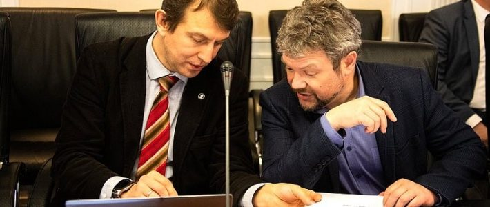 Naumov A.V. took part in the meeting as part of the delegation of the Russian Academy of Sciences